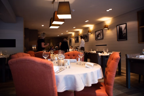 Restaurant Nelson - Photography by Henk Van Cauwenbergh